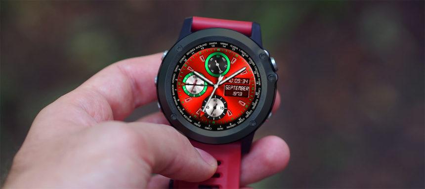 LF17 Smart Watch  faces
