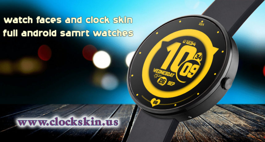 full android smartwatch watchfaces