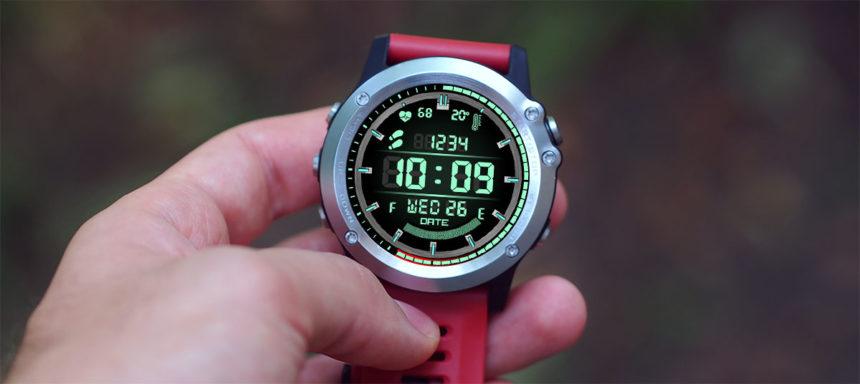 LEMFO LEM7 watch faces