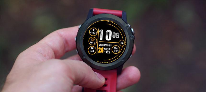LIU551 Watch faces