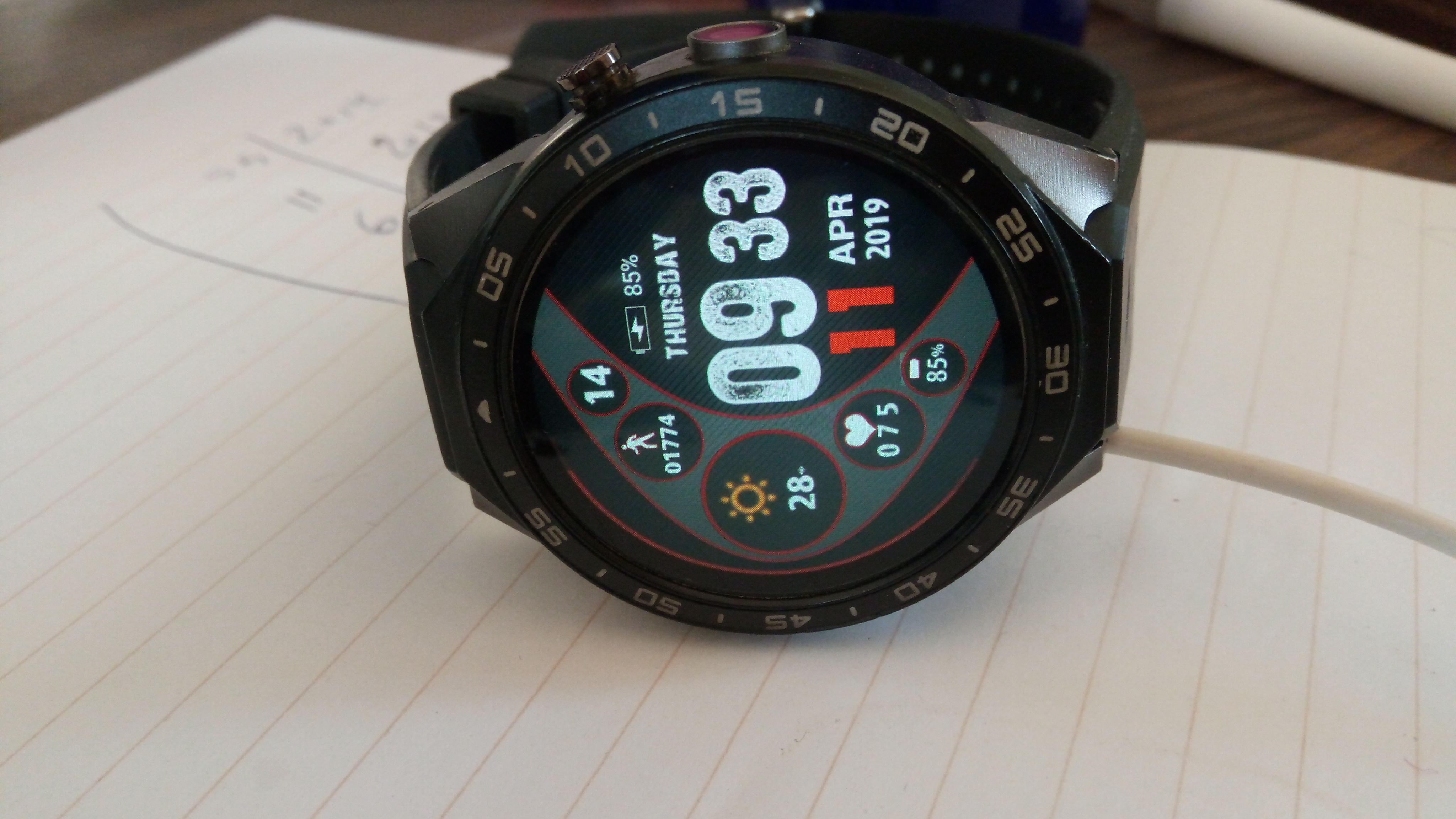 DIGITAL WATCH,Watch face kw88, CLOCK SKINS, ANDROID WATCH
