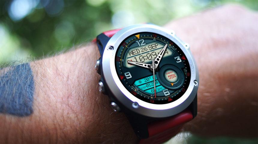 LEMFO Smart Watch faces