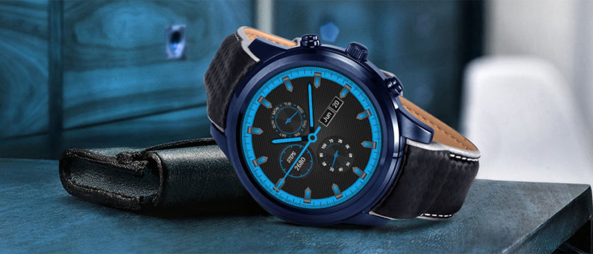 Microwear H7 watch faces