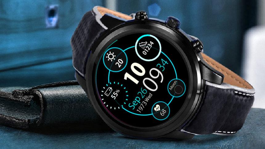 4g smartwatch watch face
