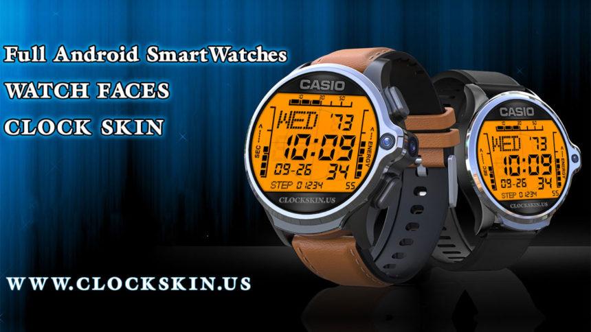 kingwear KC05 watch faces