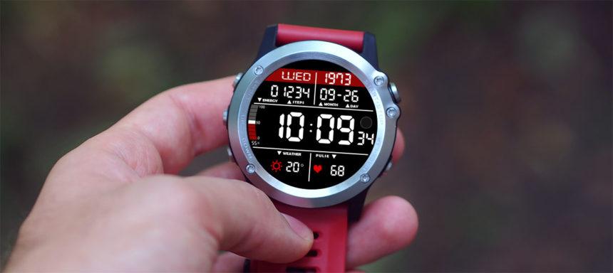 DM368 watch faces