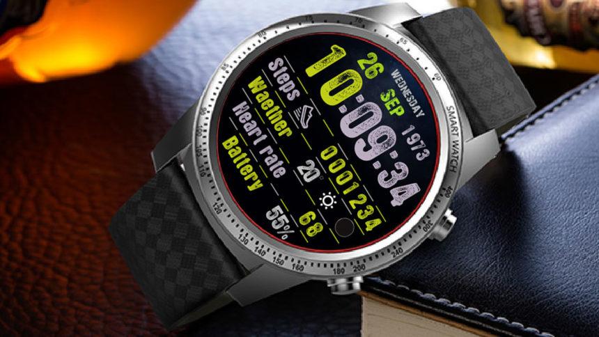 clock skin
