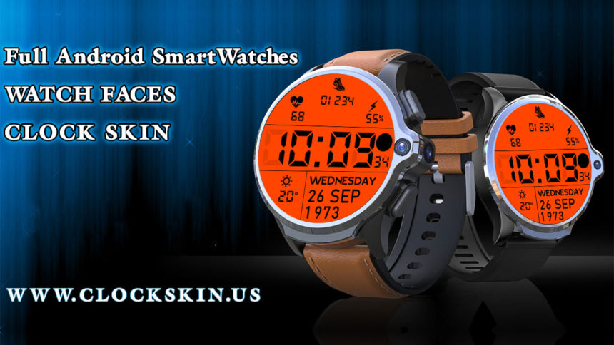 mediatek smartwatch watch faces