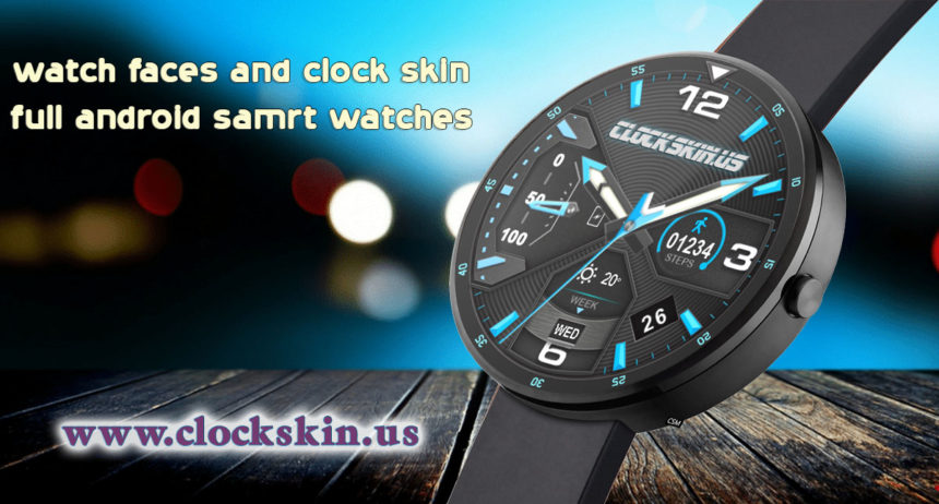 Ourtime X200 watch faces, Analog Clock, clockskin  - ClockSkin