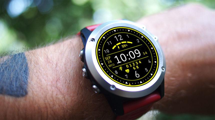 Zeblaze THOR PRO 3G watch faces
