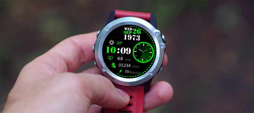 kingwear kw68 watch faces