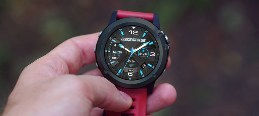 Ourtime X200 watch faces