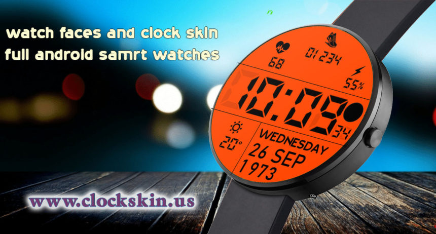 mediatek smartwatch watch faces