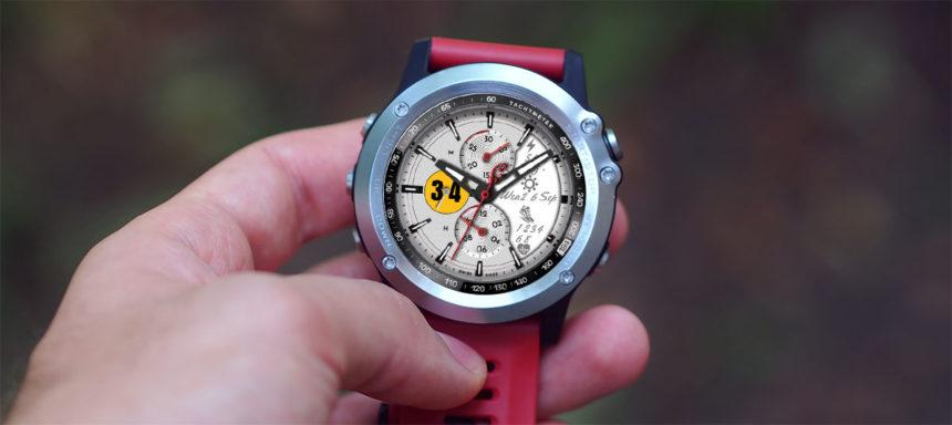 KW68 clockskin