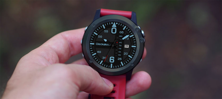X200 watch faces