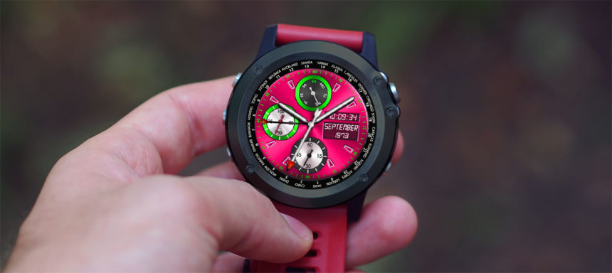 MTK6580 watch faces