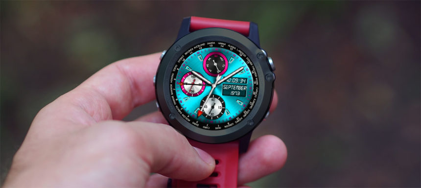 S1 3G watch faces