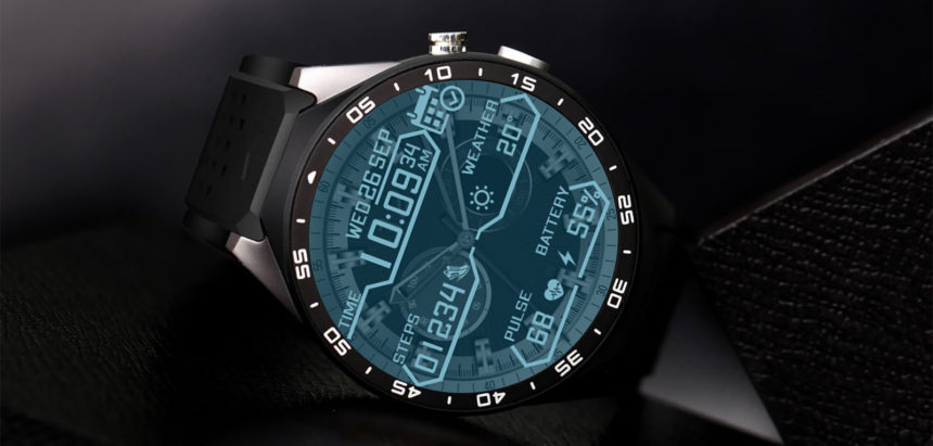lemfo y3 watch faces