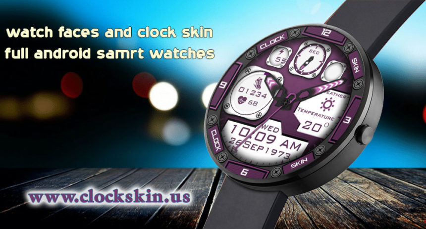 LOKMAT X360 watch faces