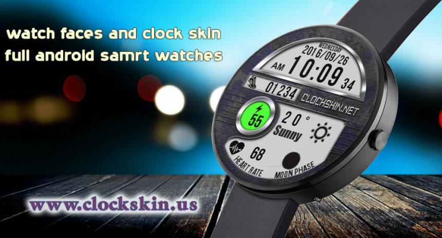 Toptroincs 4G watch faces,