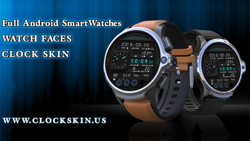 Goral H8  watch faces