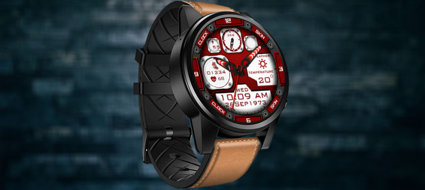 FINOW q5  watch faces