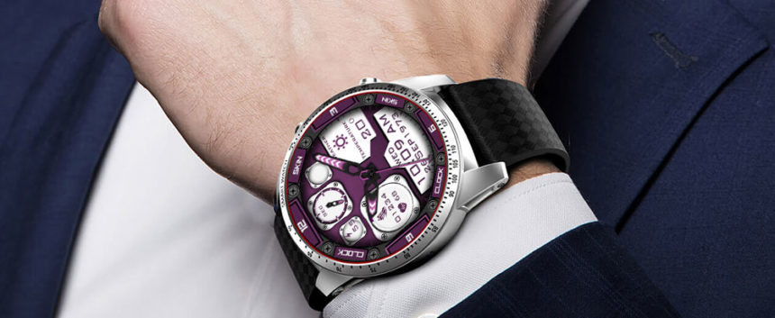 LOKMAT X360 watch faces