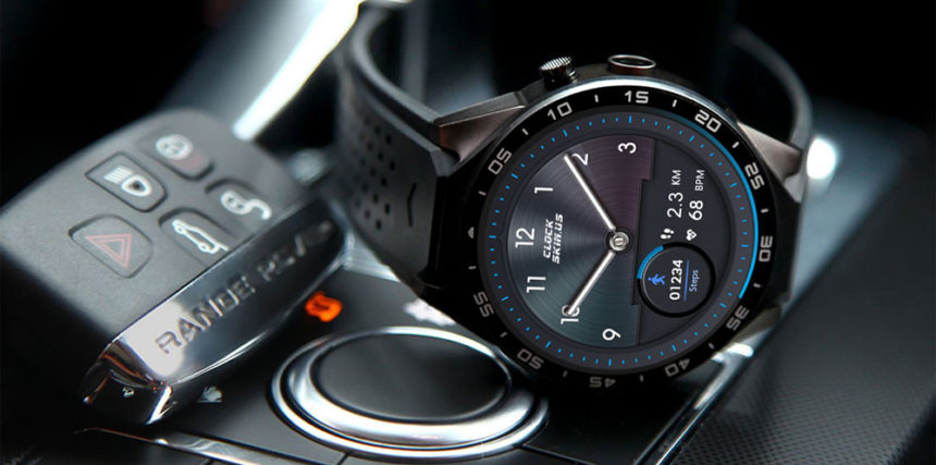 FINOW x3  watch faces