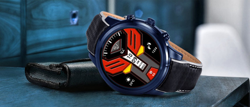 FINOW x5 watch faces
