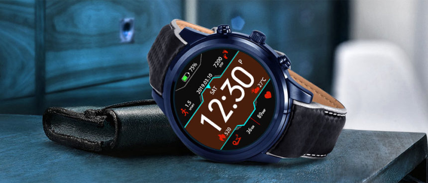Android smartwatch faces