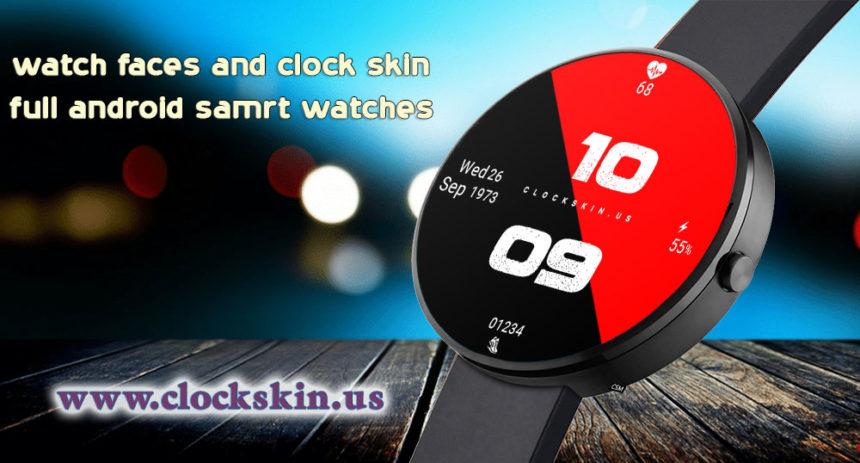 kingwaer kw99 watch faces
