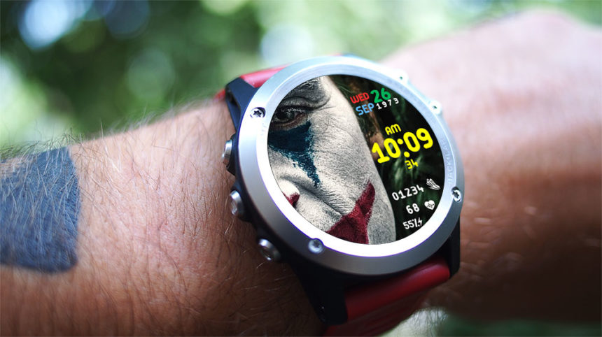 joker watch faces