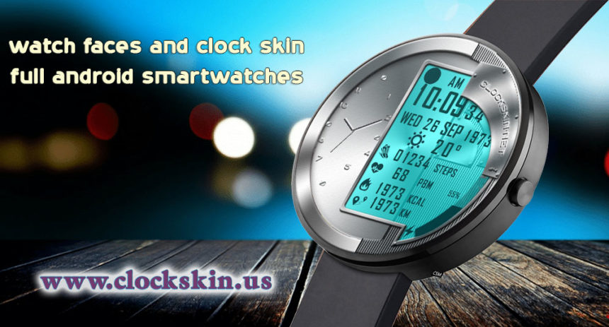 Kingwear KW06 watch faces