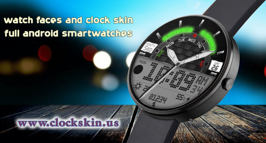DIGGRO DI06 watch faces
