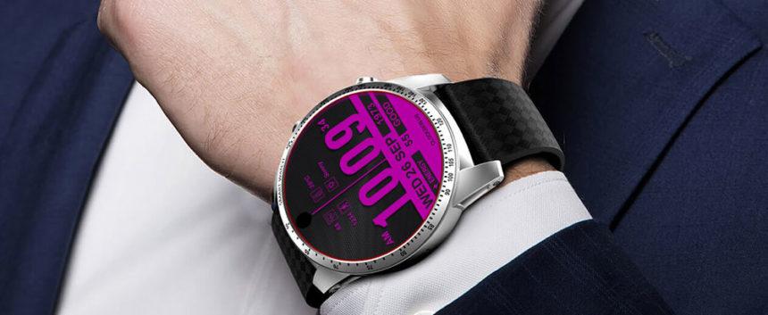 watch faces Wisp X01S Plus