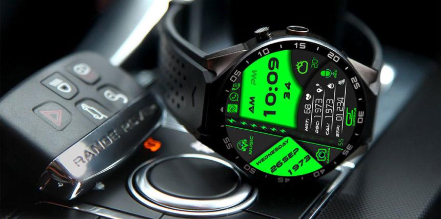 Kronos Blade GENESIS watch faces