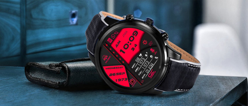 thor 5 pro watch faces
