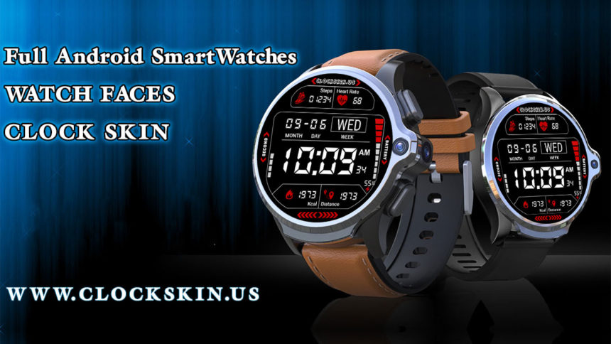 round android smartwatches custom faces not wear