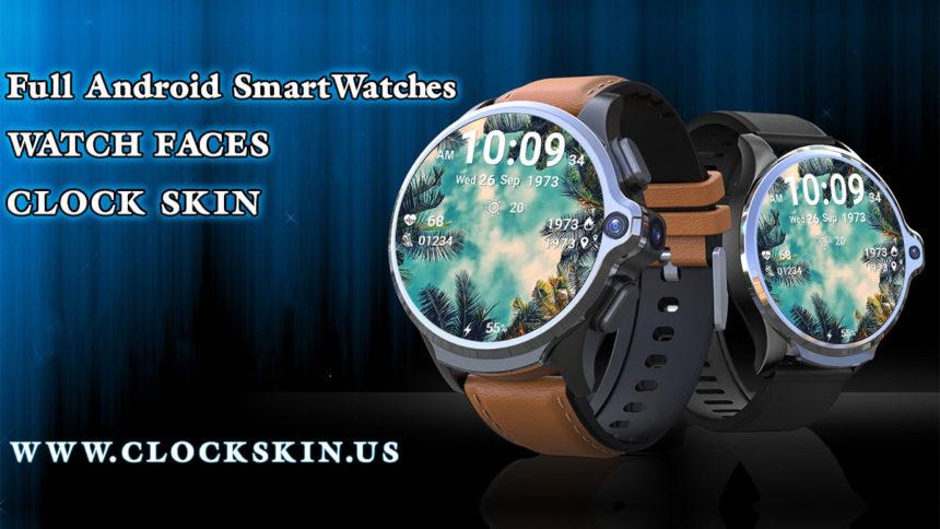 kospet watch faces