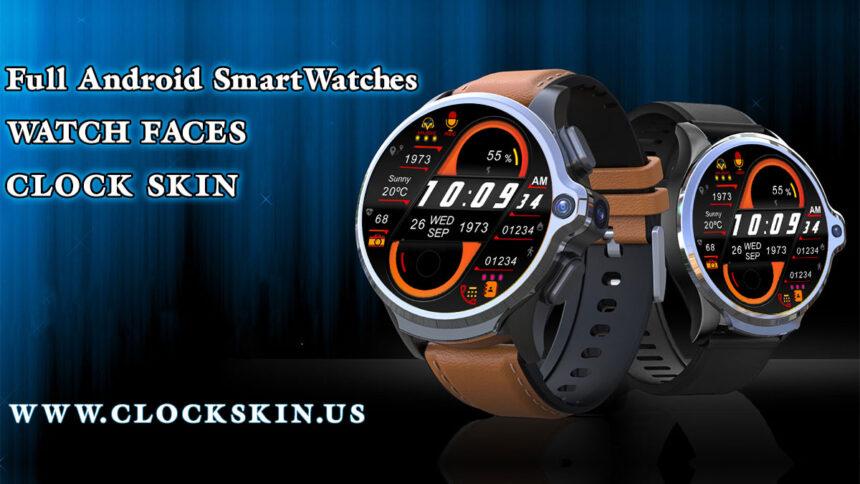 clockskin watch faces