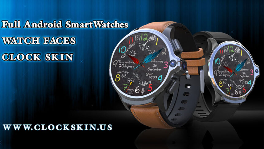 watch faces clockskin